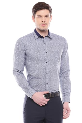 RAYMOND -  Grey Shirts - Main