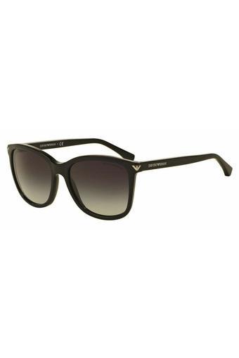 Womens Wayfarer UV Protected Sunglasses - EA4060