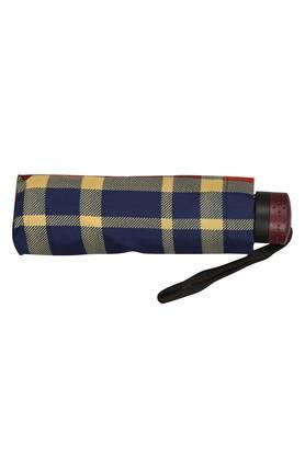 Unisex Check 5 Fold Umbrella
