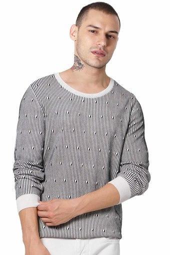 JACK AND JONES -  WhiteT-Shirts & Polos - Main