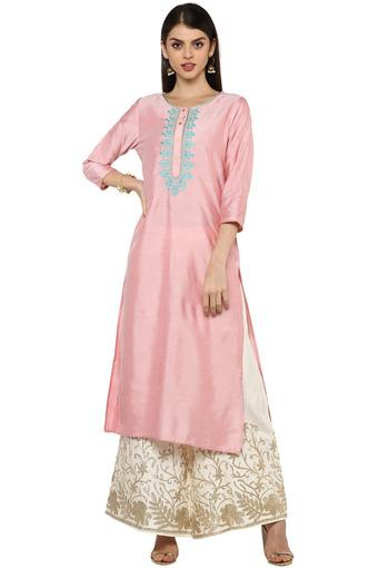 KASHISH -  Pink Kurtas - Main