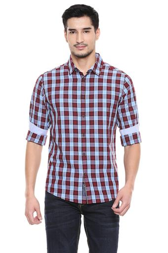 BEING HUMAN -  Maroon  FLAT 40% OFF ON BEING HUMAN - Main