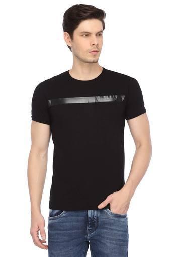 PEPE -  BlackT-Shirts & Polos - Main