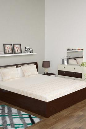 Printed King Bed Sheet with Pillow Cover