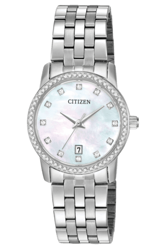 Womens Analogue Watch-EU6030-56D