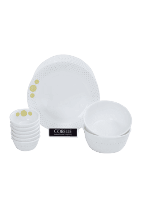 CORELLE Dinner Set (Set Of 14)