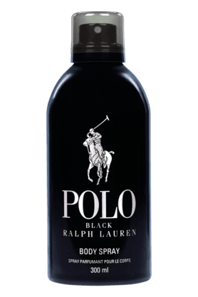 RALPH LAUREN Polo Black Body Spray For Him (A Travel Pouch Free With On Total Purchase Of Ralph Lauren Fragrances Worth Rs 5000 )
