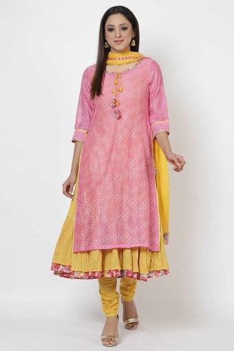 BIBA -  PinkIndianwear Sets - Main