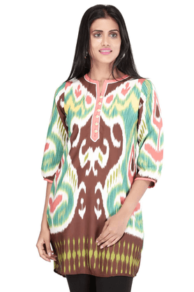 STOP Women Cotton Kurta - 9860196