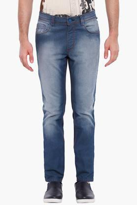 BLUE SAINT Mens Slim Fit Jeans - 201956847