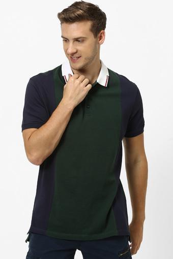 CELIO -  Dark GreenT-shirts - Main