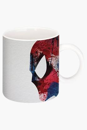 CRUDE AREA Spider Man Printed Ceramic Coffee Mug  ...
