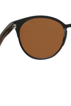 Womens Full Rim Cat Eye Sunglasses - GL5070C15