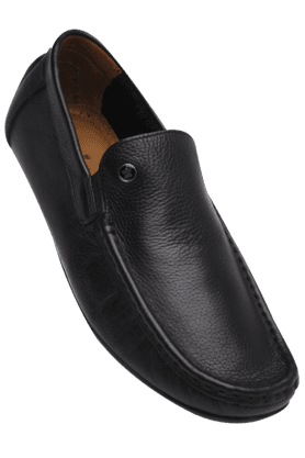 LOUIS PHILIPPE Mens Leather Slipon Formal Shoe