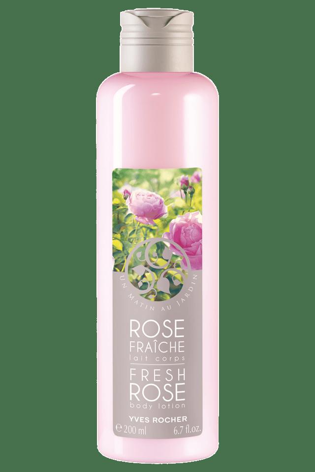 Un Matin Au Jardin Fresh Rose Body Lotion 200ML