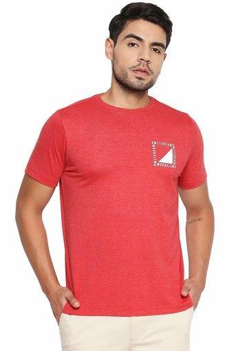 BASICS -  RedT-Shirts & Polos - Main