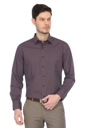 ARROW -  BrownFormal Shirts - Main