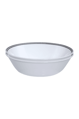CORELLE City Block 1 Litre Serving Bowl (Set Of 2)