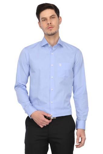 U.S. POLO ASSN. FORMALS -  BlueShirts - Main