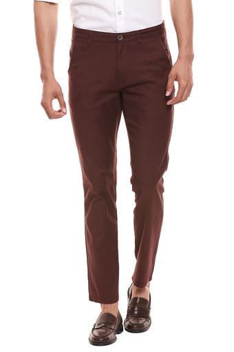 VETTORIO FRATINI -  Dark BrownCargos & Trousers - Main
