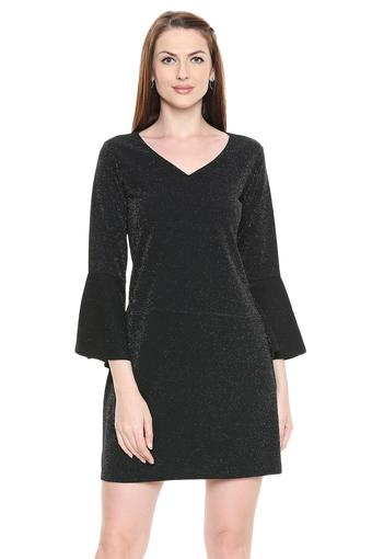 FRATINI WOMAN -  Black Pvt Women western Buy 3 Get 50% Off - Main