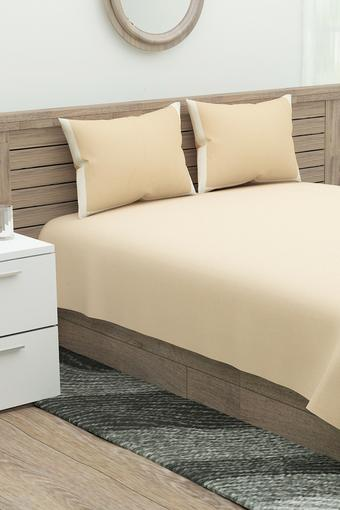 SPREAD -  BeigeBed Sheets - Main