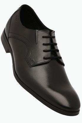 Ruosh Formal Shirts (Men's) - Mens Leather Lace Up Formal Shoe