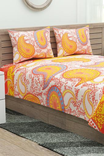 SWAYAM -  Assorted Bed Sheets - Main