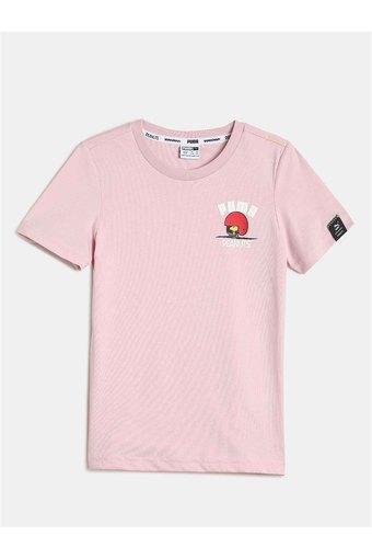 PUMA -  PinkT-Shirts - Main