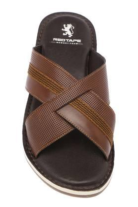 RED TAPE - TanSandals & Floaters - 2