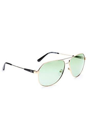 Unisex Aviator Polycarbonate Sunglasses - FC 7341 C1 S