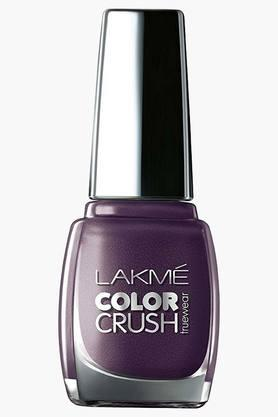LAKME Womens True Wear Color Crush Nail Color - 9 Ml