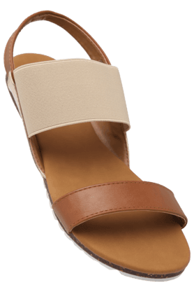 STOP Womens Daily Wear Slipon Flat Sandal