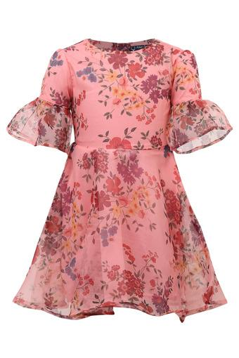 ALLEN SOLLY -  Pink Dresses & Jumpsuits - Main