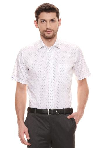 C370 -  WhiteFormal Shirts - Main