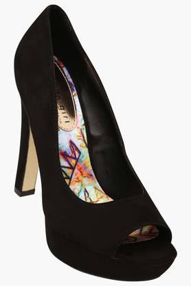 STEVE MADDENWomens Party Wear Ankle Buckle Closure Heel Sandal