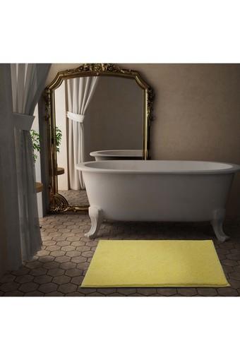 SPACES Exotica Custard Large Bath Mat