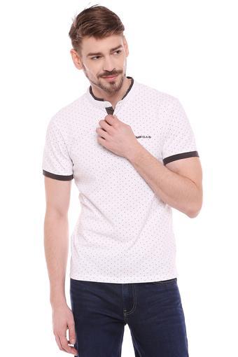 GAS -  WhiteT-shirts - Main