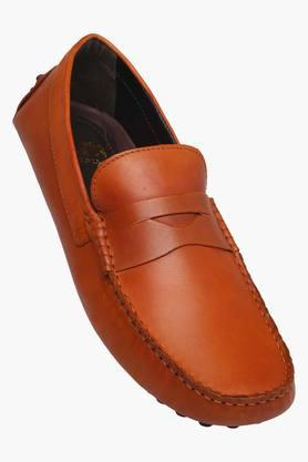 RED TAPE Mens Leather Slipon Loafer - 201507396