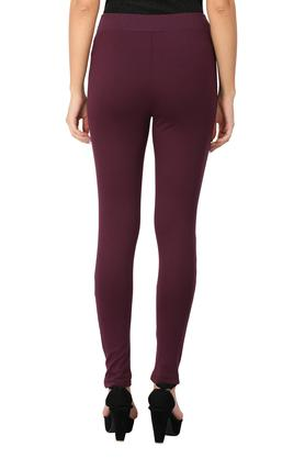 VAN HEUSEN - Purple Trousers & Pants - 1