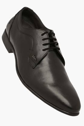 LEE COOPER Mens Leather Lace Up Formal Shoes - 201464624