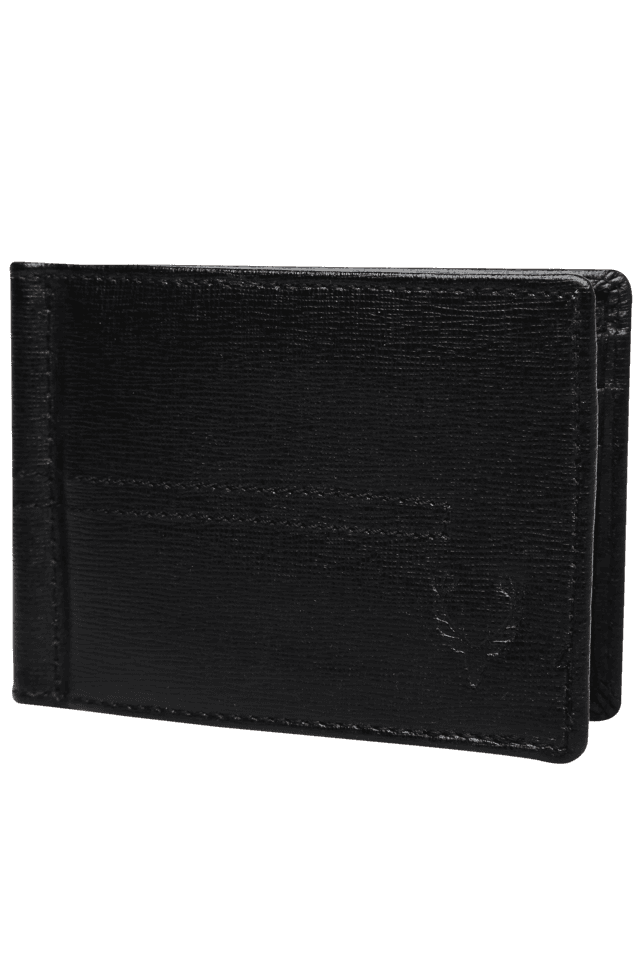 Mens 1 Fold Leather Wallet