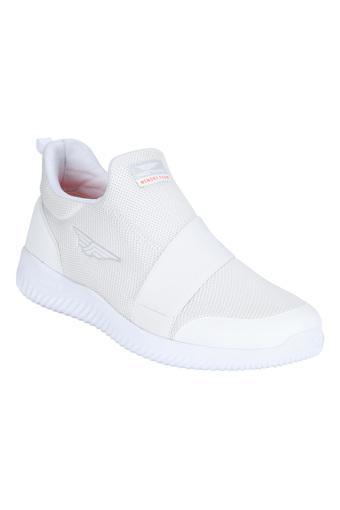 ATHLEISURE -  Off WhiteSports Shoes - Main