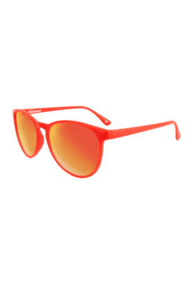 KNOCKAROUND Mai Tais Unisex SunglassesRed/Red Sunset-MTGL1008 (Use Code FB20 To Get 20% Off On Purchase Of Rs.1800)