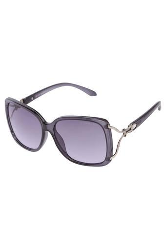 Womens Full Rim Oversized Sunglasses - GA90222C04