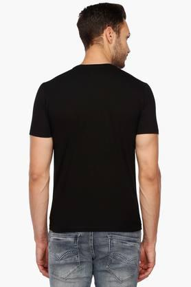 Mens Printed Casual T-Shirt