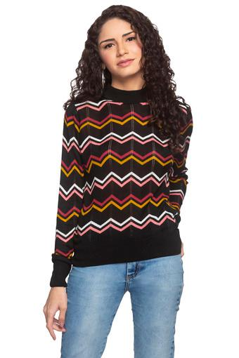 PEPE -  Black Pepe Women Shop For 3499 Get 500 Off Shop For 5995 Get Rs.1000 Off - Main