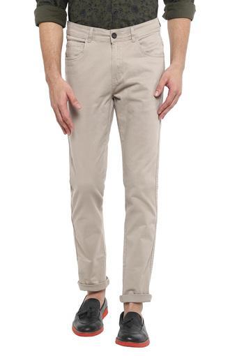 LIFE -  BeigeCargos & Trousers - Main