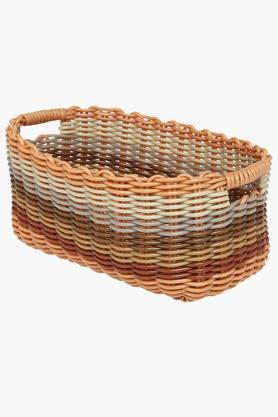 IVY Pvc Basket With Handle - Small