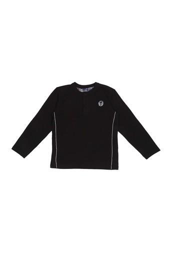 GINI & JONY -  BlackT-Shirts - Main